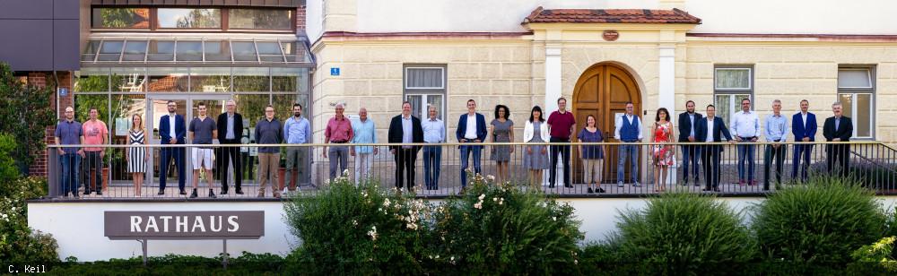 Gemeinderat 2020 - Panorama